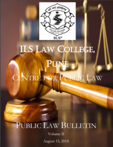 Public Law Bulletin Volume II