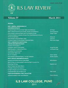 ILS Law Review Volume IV